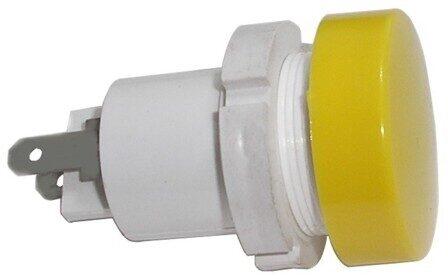Светосигнальная арматура СКЛ 12 с плоским светофильтром